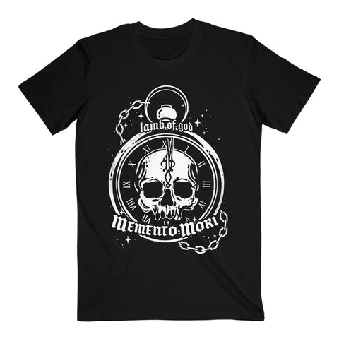 Memento Mori Pocketwatch Tee