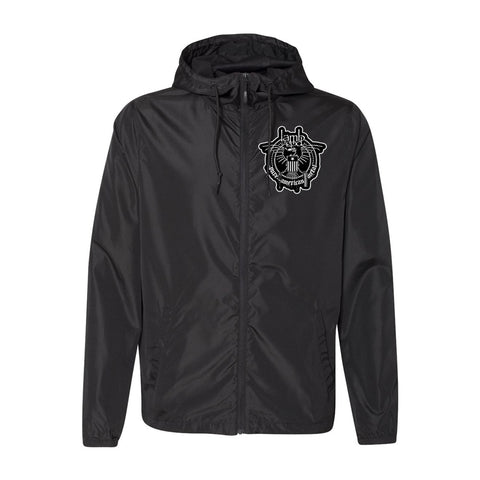 Skeleton Eagle Windbreaker