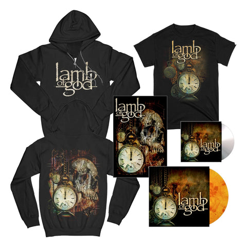 Lamb of God Album Everything Bundle