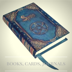 Books, Cards, Journals, Art