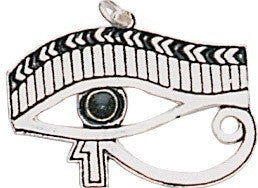 Eye of Horus Amulet for Health, Strength, and Protection