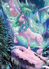 Aurora Unicorn Card by David Penfound - 6 Pack