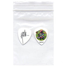 Load image into Gallery viewer, Jason Hook 2017-18 signature guitar pick (set of 2) **until supplies last**
