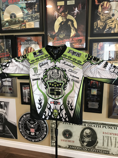 American Capitalist Tour Jersey