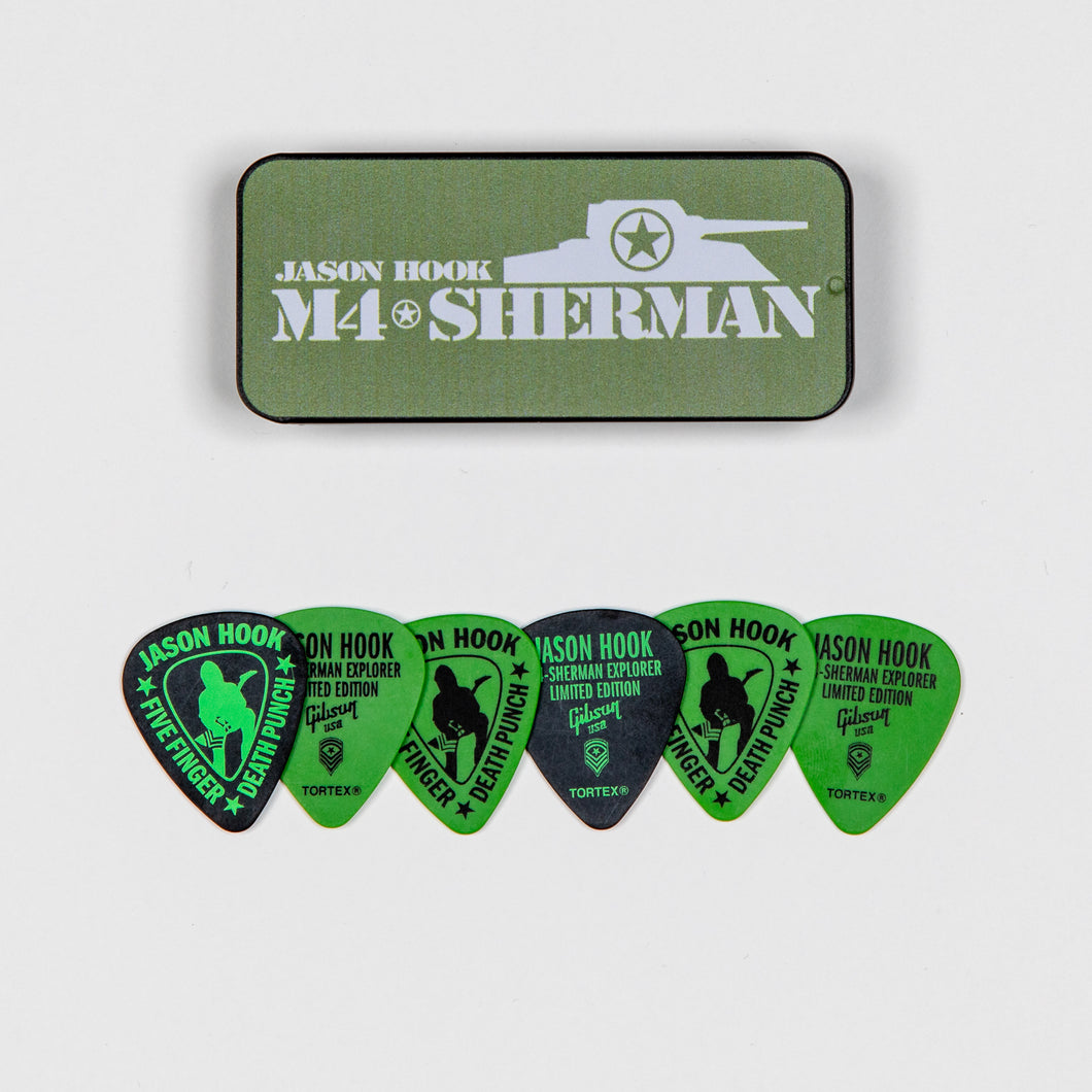 Jason Hook Collectors Tin Pick-Pack