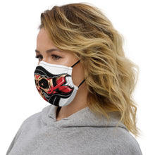 Load image into Gallery viewer, Hook logo Covid-19 premium face mask