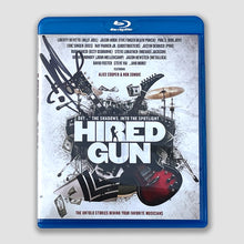 Load image into Gallery viewer, Signed HIRED GUN BLU-RAY