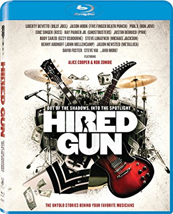 HIRED GUN BLU-RAY