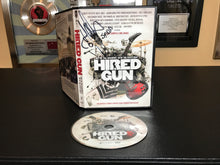 Load image into Gallery viewer, Signed HIRED GUN DVD