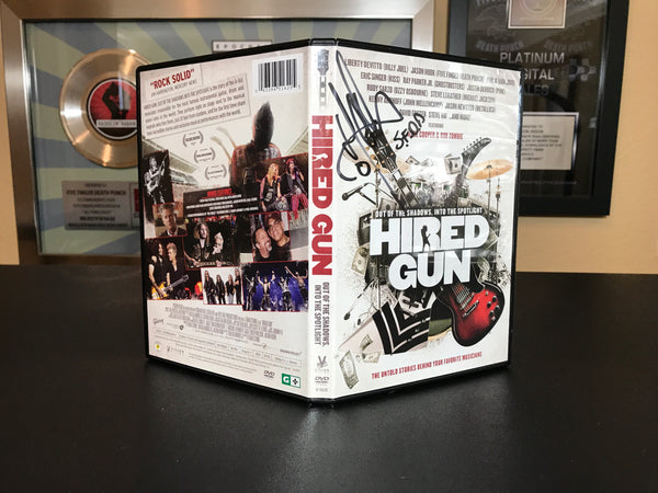 HIRED GUN DVD