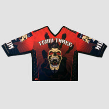 Load image into Gallery viewer, Jason Hook Signed Tour Jersey [Red Shoulder Accent]