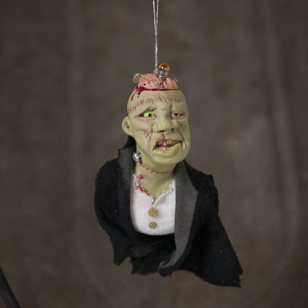 Frankensteins Monster - Original Art-Hanging Ornament-kenfolks