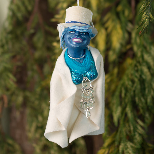 Jackie Frost - Female-Hanging Ornament-kenfolks