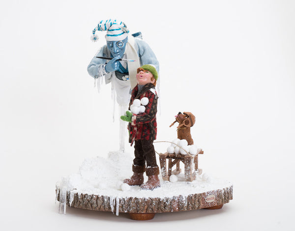 Jack Frost nipping at your nose-Home Decor-kenfolks