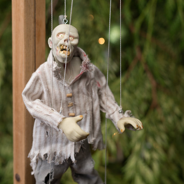 Zombie Marionette - Handmade by artist Ken Fedoruk-Limited Edition-kenfolks