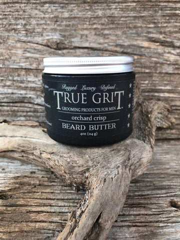 Orchard Crisp Beard Butter
