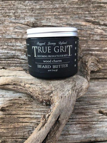 Wood Charm Beard Butter