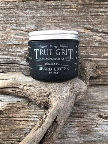 Pirate's Rum Beard Butter