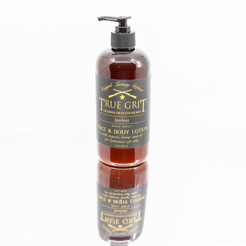 Lawless Hemp Lotion ~Peppermint Scent~