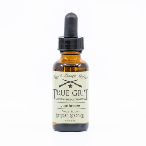 Pine Breeze Natural Beard Oil