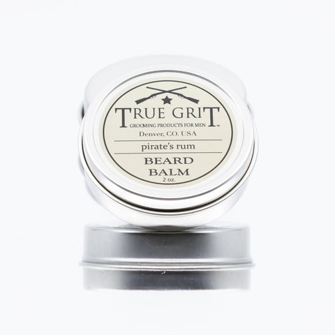 Pirate's Rum Natural Beard Balm