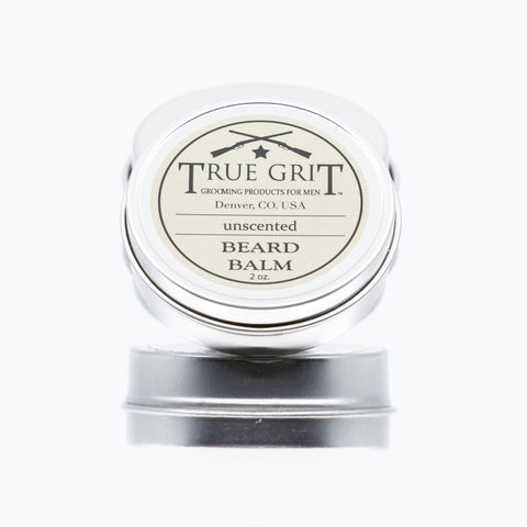 Unscented Natural Beard Balm