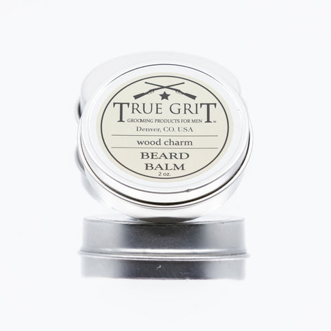 Wood Charm Natural Beard Balm