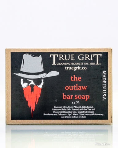 The Outlaw Natural Bar Soap