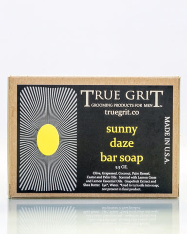 Sunny Daze Natural Bar Soap