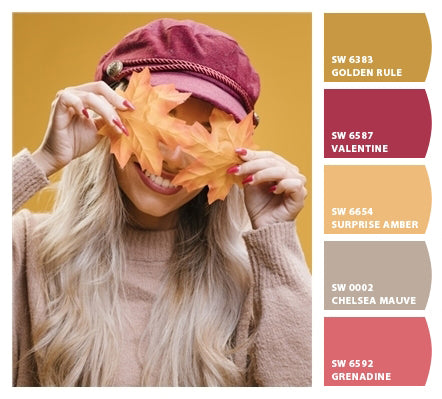 What is your fall color palette? (Part 2)