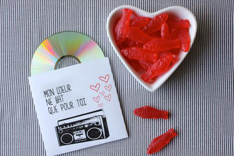 Valentine's day CD