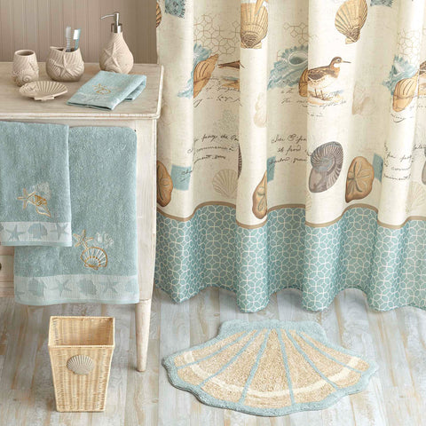 Bathroom décor set | Latitudes World Décor