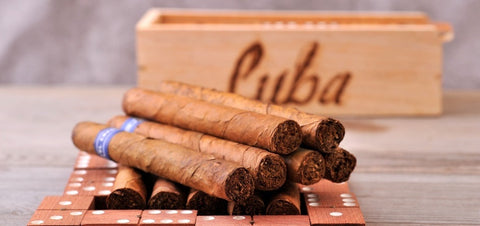 Cohiba cigars-Latitudes World Decor