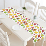 Fruits Frenzy Table Runner