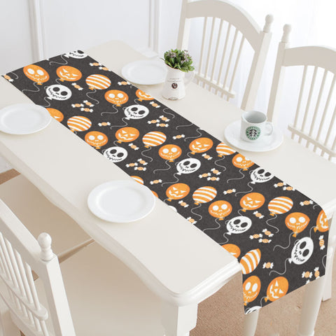Halloween Party Table Runner