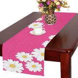 Pink Table Runner  | Latitudes World Décor