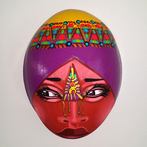 Haitian decorative mask | Latitudes World Décor