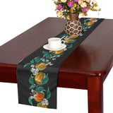 Apple Blossom Table Runner
