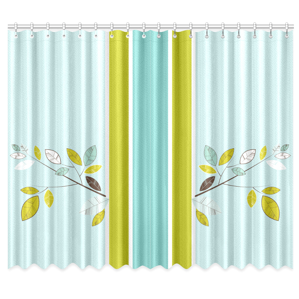 Spring Fever Window Curtains