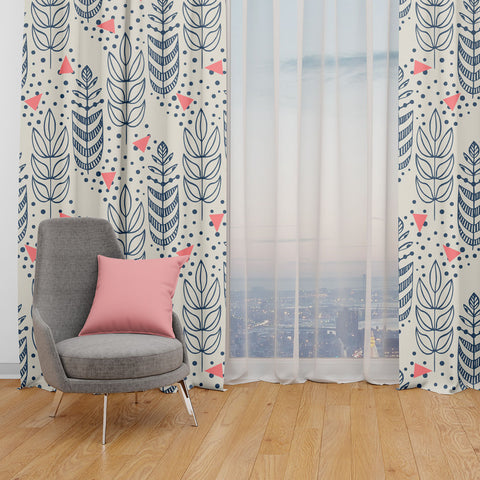 Acacia Window Curtains