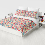 Amaryllis Duvet Cover Set