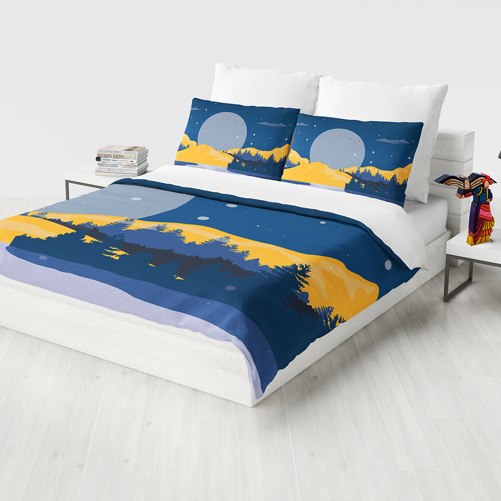 Amos Duvet Cover Set