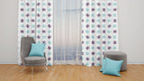 Ancolie Window Curtains