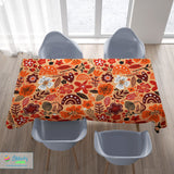 Autumn Bouquet Tablecloth