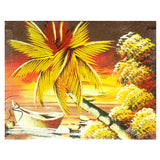 Sunset Painting from Dominican Republic | Latitudes World Décor