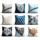 Burnaby VIII Throw Pillow Cover