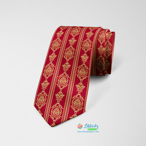 Cambridge Printed Tie