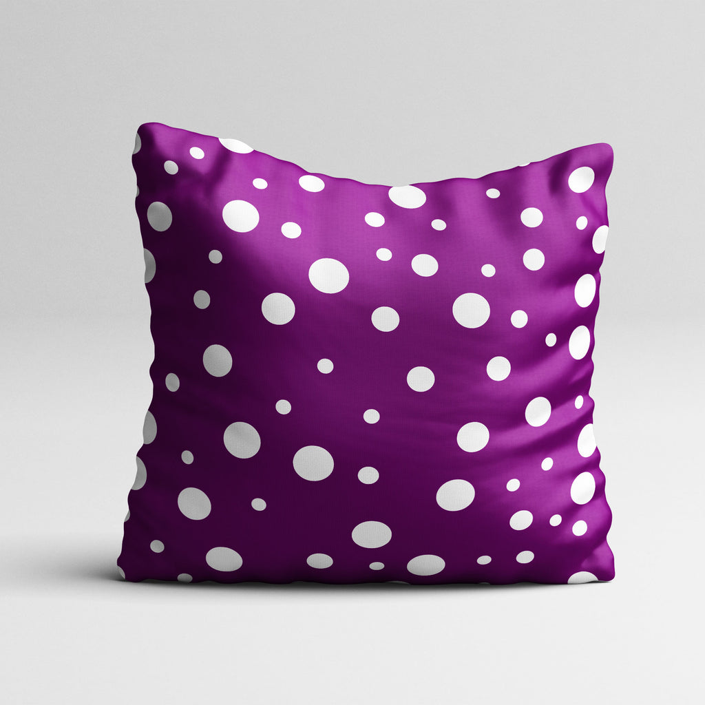 Coccinelle XIII Throw Pillow Cover