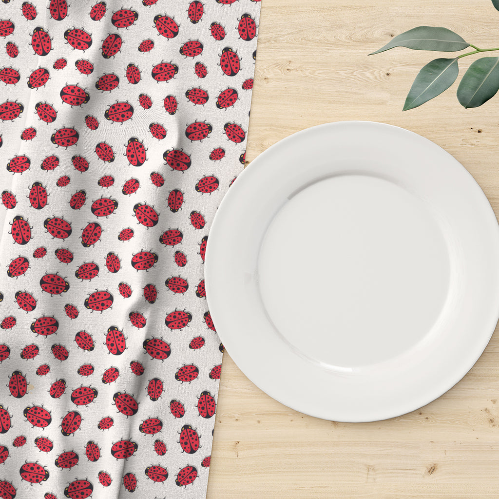Coccinelles Table Runner