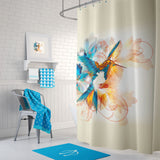 Colibri Envol Shower Curtain